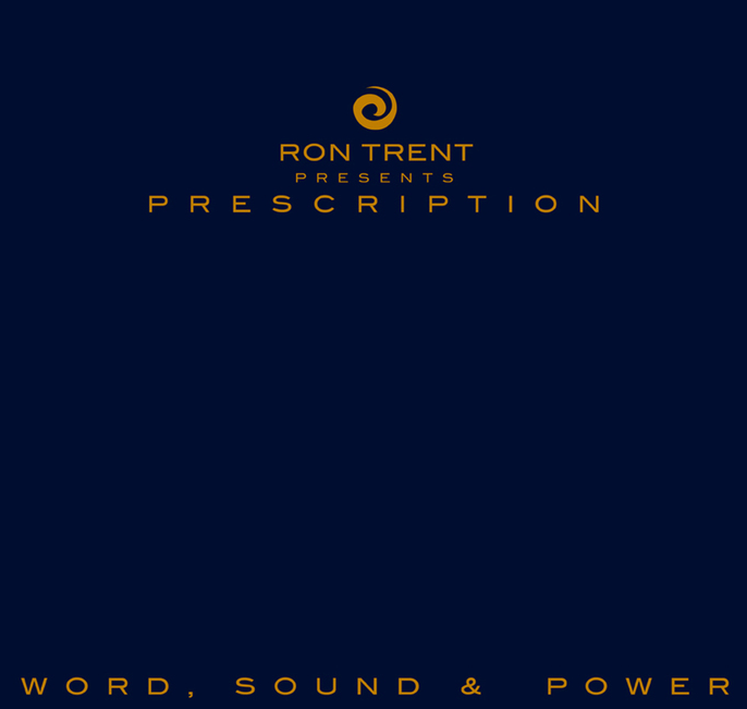 RON TRENT ‎– PRESCRIPTION