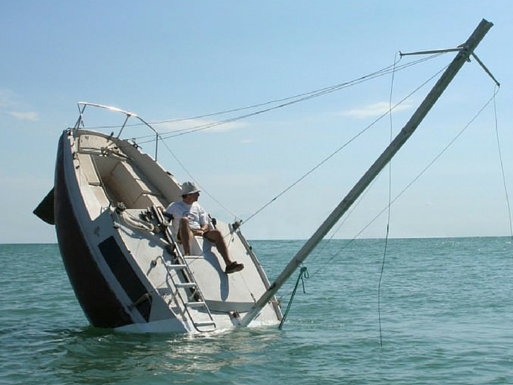 Bumphrey Hogart-Yacht Fails (Lonely Traveler Pt. 1)