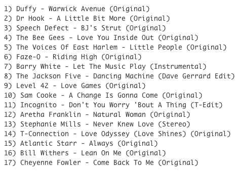 subway-baby-the-private-soul-tape-part-9-tracklist