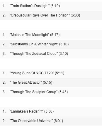 yaga tracklist